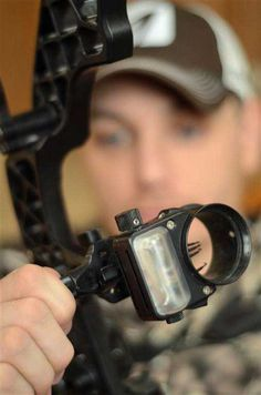 Adjusting a Bow Sight