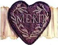 The Badge of Military Merit, later the Purple Heart, was announced by Washington in 1782.