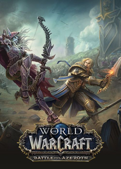 World Of Warcraft Battle For Azeroth Expansion Key EU in