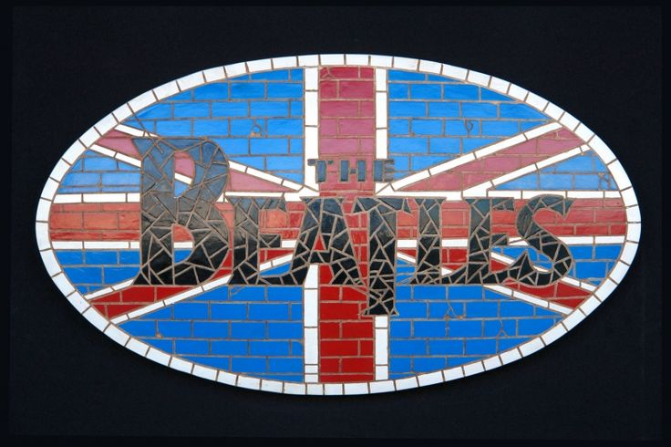 logo the beatles mosaic - Buscar con Google