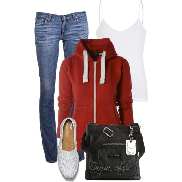 """Canada Day!"" by orysa on Polyvore"