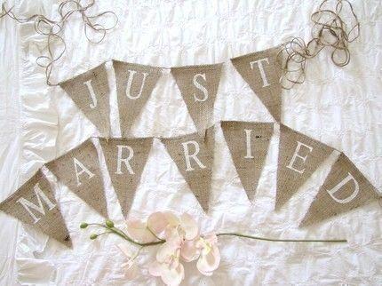Decorare le nozze: le bandierine - Matrimonio .it : la guida alle nozze
