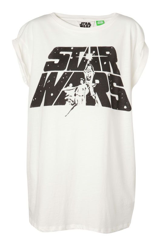 T-SHIRT STAR WARS - T-SHIRTS EN TOPS - DAMES - Belgium / Belgique / België