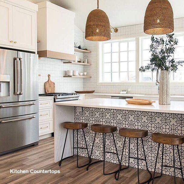 Neue Küchenarbeitsplatten #Küchencountertops #ku…
