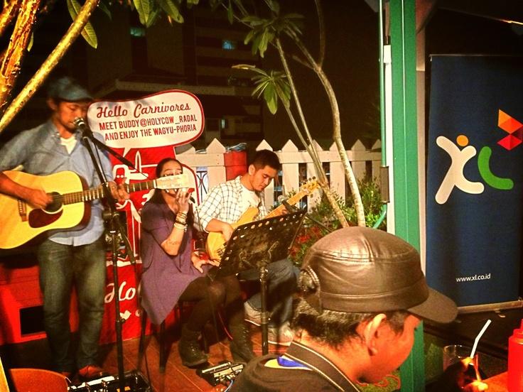 XL meet & greet Noah, Serang, 2013