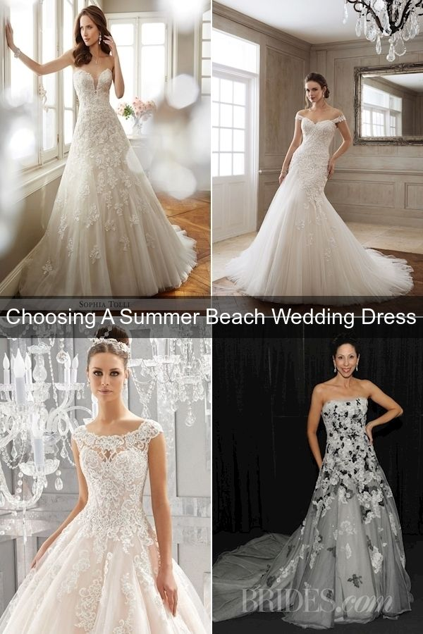 Sell Wedding Dress Wedding Gaun Dress Bridal Fashion In 2020 Summer Wedding Dress Beach Wedding Dress Sequin Wedding Dresses Lace