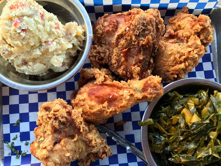 Bay Area Bites Guide to 12 Classic American Fried Chicken Spots in Oakland and Berkeley