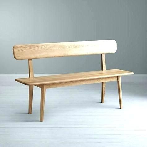 Dining Table Benches With Backs Benches With Backs Amazing Dining