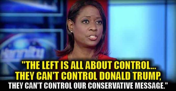 "What scares the left so much about Trump is that he is not within their grasp for control. With his use of Twitter, he's able to reach the American people directly and bypass the left's biased narrative. Watch the video: .@deneenborelli: ""The left is all about control…They can't control Donald Trump, they can't control our conservative message."" #Hannity pic.twitter.com/xnsdmtlu3P — Fox News (@FoxNews) January 7, 2017 Support the Trump Presidency and help us fight Liberal Media Bias. Ple..."