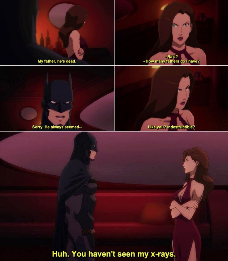 Quotes from Son of Batman (2014) Movie