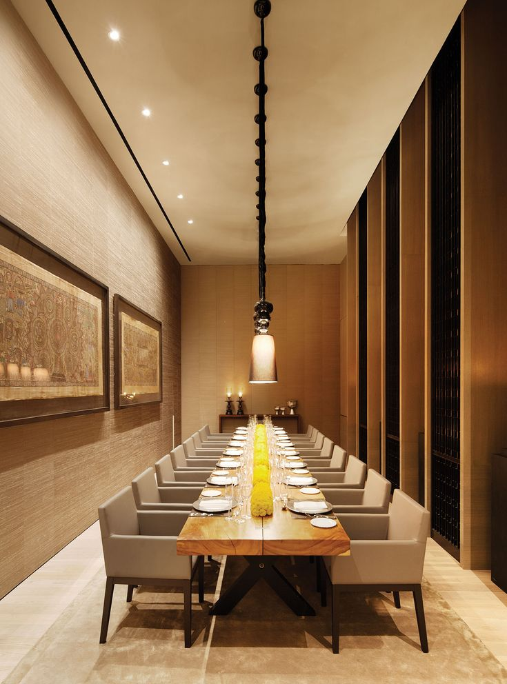 Rang Mahal Restaurant II, Singapore-Private Dining Room | SCDA