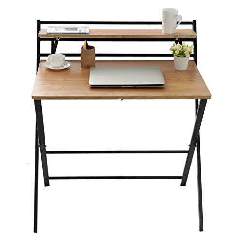 Cloudro Desk Folding Study Desk For Small Space Home Office Desk