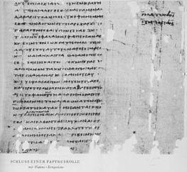 Problemi interpretativi dell'ultimo Platone: dialettica, ermeneutica, nichilismo