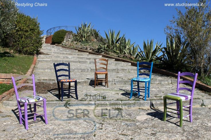 New look for your chairs  #restyling