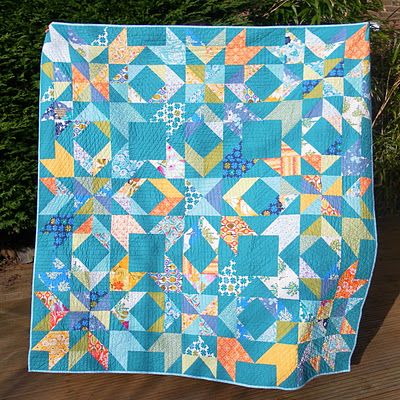 Love the negative space in this pattern diana i agree for Space quilt pattern