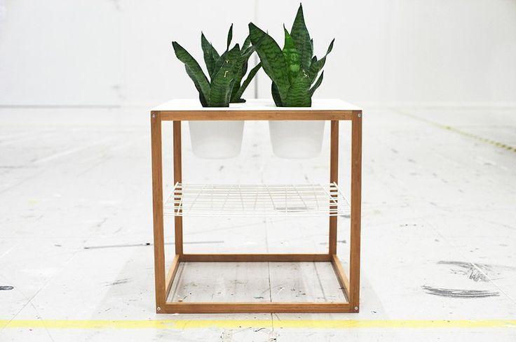 """Hommage an die Blumenbank: Beistelltisch """"Ikea PS 2012"""" - Gutes von gestern: Retro-Look bei Ikea 5 - [SCHÖNER WOHNEN]"""