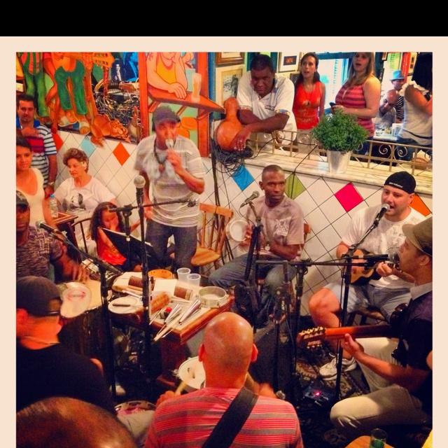 Bar Samba - Sao Paulo