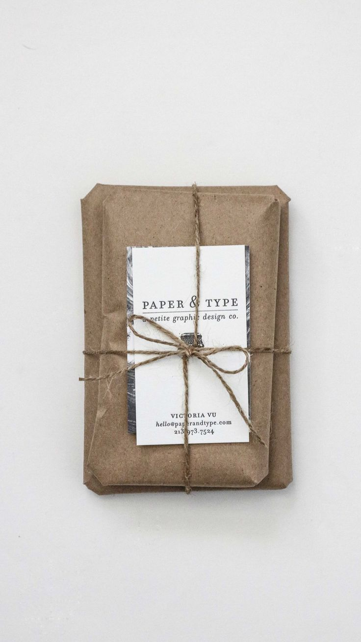 Packaging by West Heritage