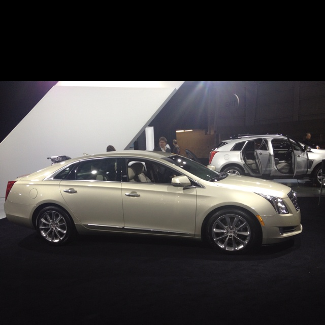 82 Best Images About Cadillac XTS On Pinterest
