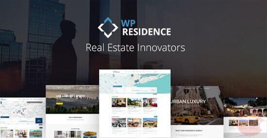 WP Residence v1.17.2 Real Estate WordPress Theme Free Download Latest Version in a direct single link. It is the full nulled of WP Residence v1.17.2 Real Estate WordPress Theme.
