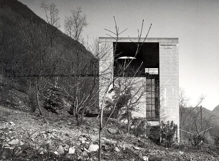 Casa Bianca, Switzerland (1973) | Mario Botta