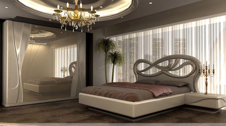 modern yatak odası dekorasyonu - Google'da Ara