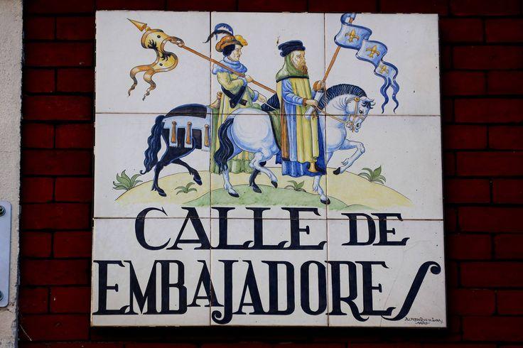 Calle De Embajadores (Madrid)