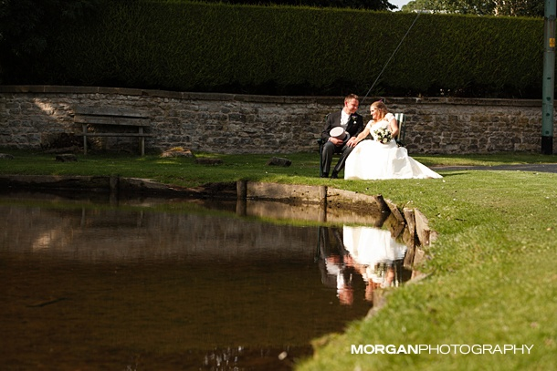 By the pond, opposite The Pheasant, Harome, North Yorkshire
