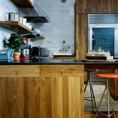 Steal This Look: Nautical Fixtures and Fittings in the Kitchen : Remodelista