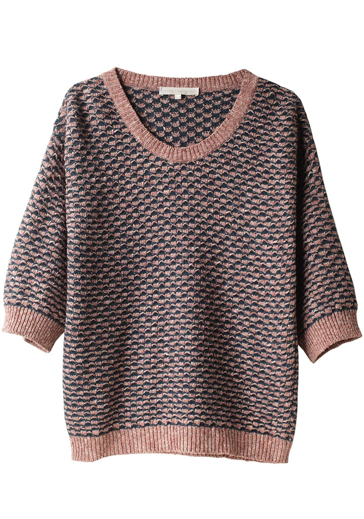 Vanessa Bruno - Textured Jacquard Sweater