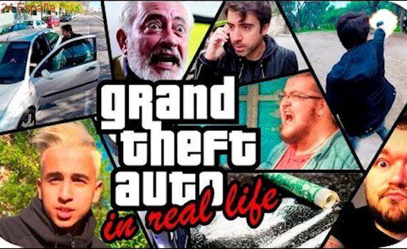 GTA en la VIDA REAL