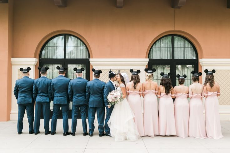 Disney Themed Wedding in Las Vegas. Once upon a time, in a land far, far away, Brianna and Dan had a fairytale dream wedding. Las Vegas weddings blog