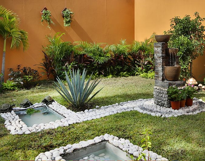 17 best hazlo t mismo tortuguero images on pinterest for Como crear un jardin