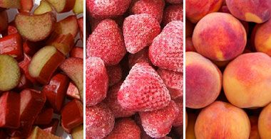 Introducing IQF of Red fruit and Orchard fruits