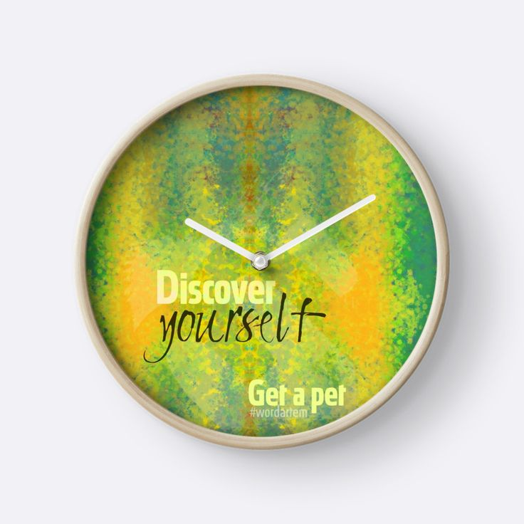Discover yourself. Get a pet by Em B-) #uniqueartem