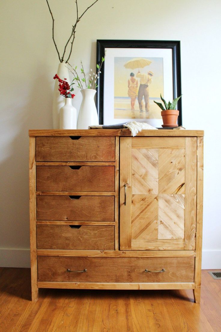 Arm morris catlin bow comfortable bow chair arm arm chairs bow arm - How To Build A Modern Diy Dresser Armoire