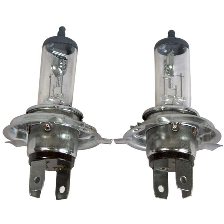 Autolampenset H4 60/55W 12V  Description: 2-Delige lampenset H4 60/55W 12V. Tot 30% meer lichtrendement door het gebruik van ?Xenon White Light?. De lampen zitten per 2 verpakt. Met E-keur.  Price: 7.49  Meer informatie
