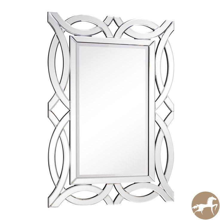 christopher knight home rectangular arch modern wall mirror shopping great deals