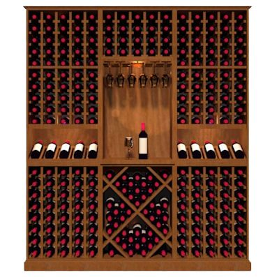 Wooden wine racks offer versatility in design features that can complement any interior.  Common wood varieties used in wine rack making are pine, redwood, and mahogany. Check out more options at this page - http://www.winecellarspec.com/modular-wine-racks-texas-kessick/. Wine Cellar Specialists  4421 Cedar Elm Circle Richardson, TX 75082  Toll Free: 866-646-7089  Texas Office: 972-454-0480