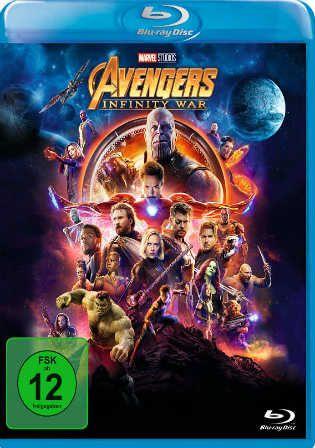 Avengers Infinity War 2018 BluRay 1GB Hindi Dubbed Dual