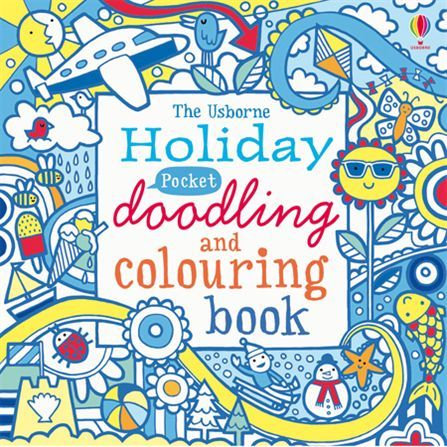 Stuck for things to do this summer? Usborne has a great range of childrens' activity books.