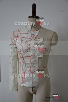 Cosplay Tutorial: Make Your Own Captain America Costume by Learning from the Best Tailors from Cosplaysky Part 1 | moviepilot.com