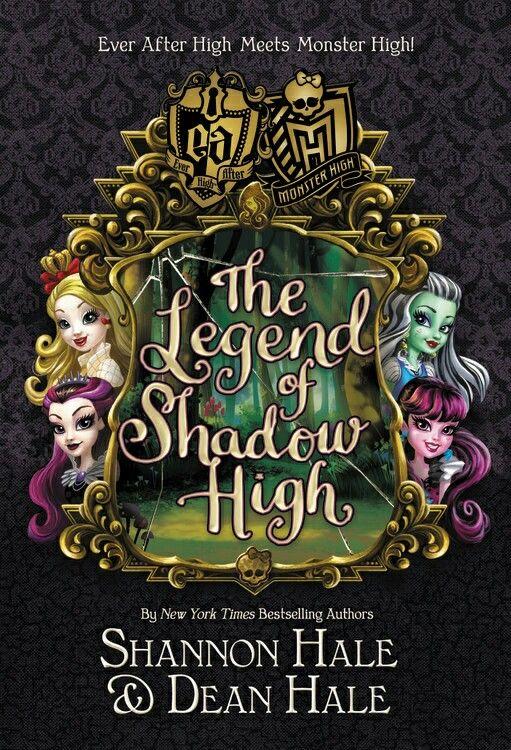 Ever After High - Monster High Crossover Novel