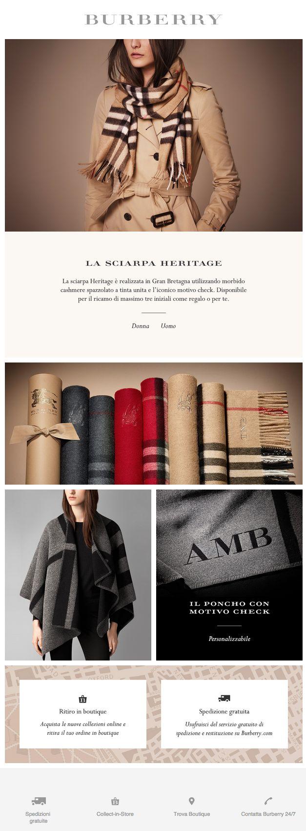 Burberry | La sciarpa Heritage, realizzata in Gran Bretagna da oltre 100 anni.png