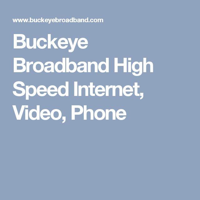 Buckeye Broadband High Speed Internet, Video, Phone
