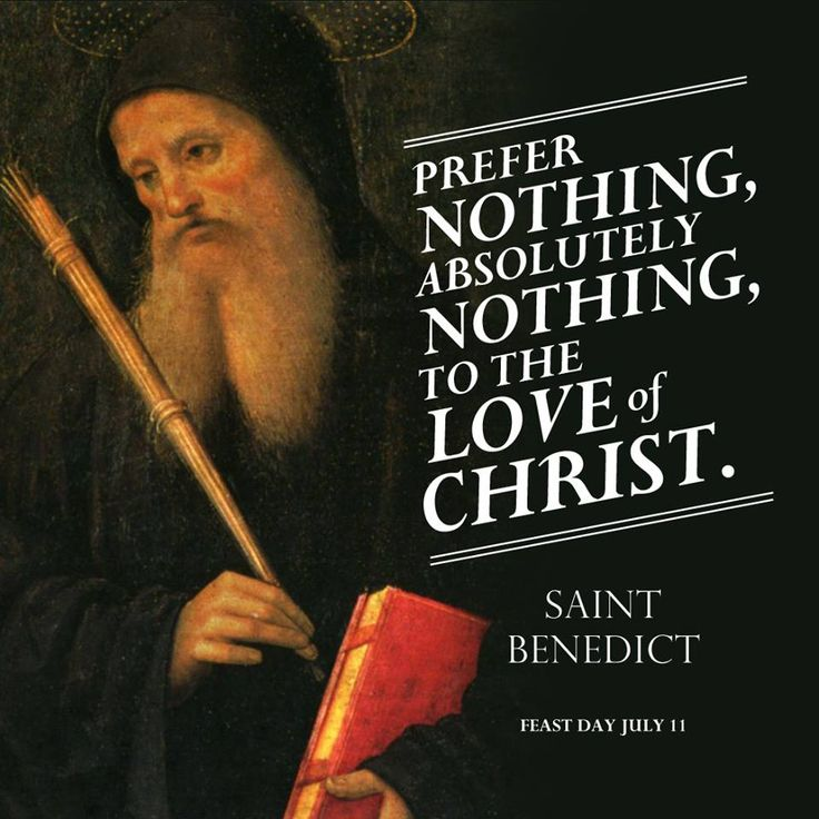 A comparison of the rule of saint francis and the rule of saint benedict