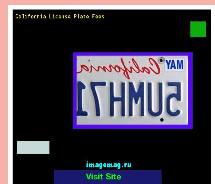 Denver Quick Permits: 25+ Best Ideas About California License On Pinterest