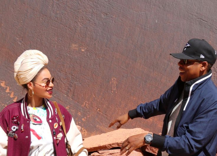 Blue Ivy Was The Real Star of Beyoncé and Jay Z's Anniversary Trip to the Grand Canyon  - HarpersBAZAAR.com