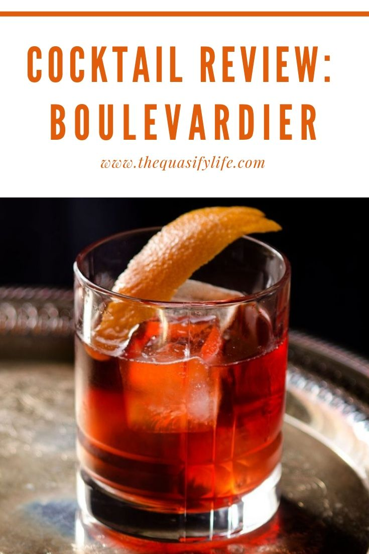 This Amazing Drink Is A Slight Variation On The Negroni Which Uses