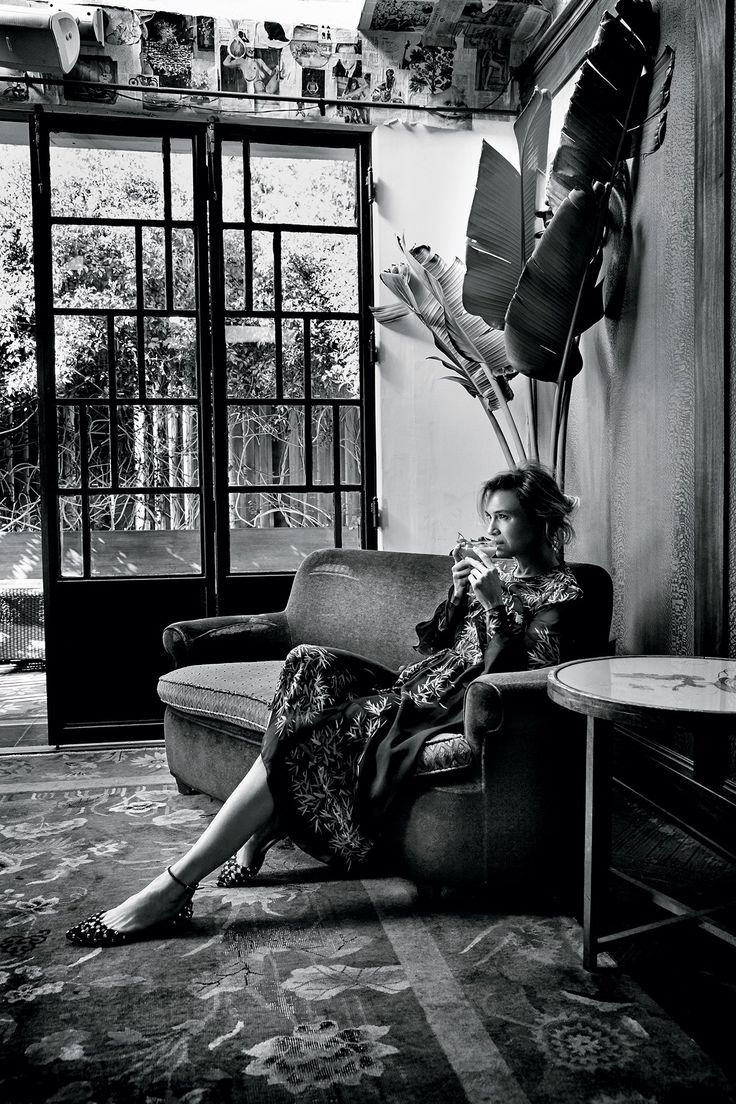 The Vogue Interview: Renée Zellweger. The actress tells Vogue how taking time out from Hollywood changed her for the better